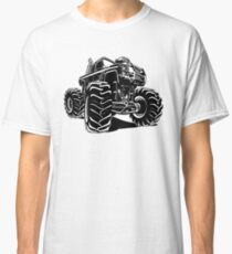 Cartoon Monster Truck Classic T-Shirt