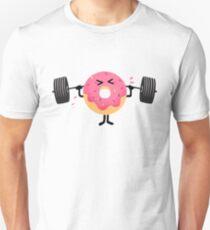 Donut Fitness Unisex T-Shirt