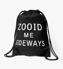 20161116 tee no. 3 Drawstring Bag