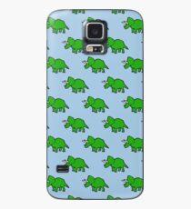 Funda/vinilo para Samsung Galaxy Triceratops lindo
