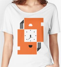 Brutalist Life Cycle Women's Relaxed Fit T-Shirt