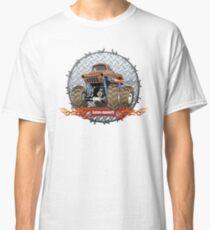 Cartoon Monster Truck Classic T-Shirt