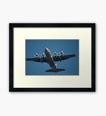 US Air Force Plane Framed Print