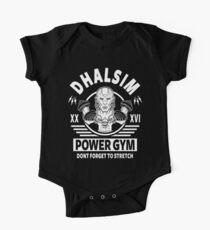 Street Fighter, Dhalsim Power Gym Kids Clothes