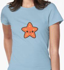 Cute starfish Women's Fitted T-Shirt