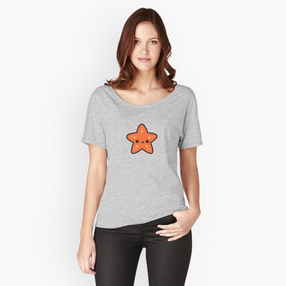 Cute starfish Relaxed Fit T-Shirt