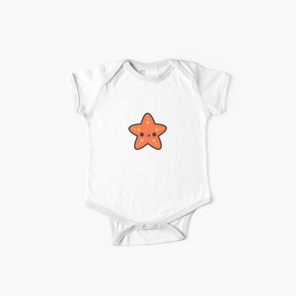 Cute starfish Baby One-Piece