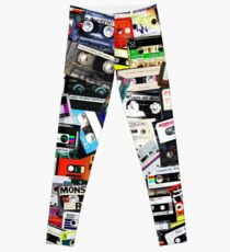 Cassette Tape Leggings