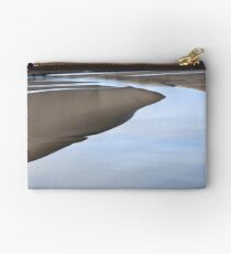 Reflective Morning Studio Pouch