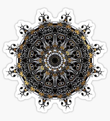El Dorado II Sticker