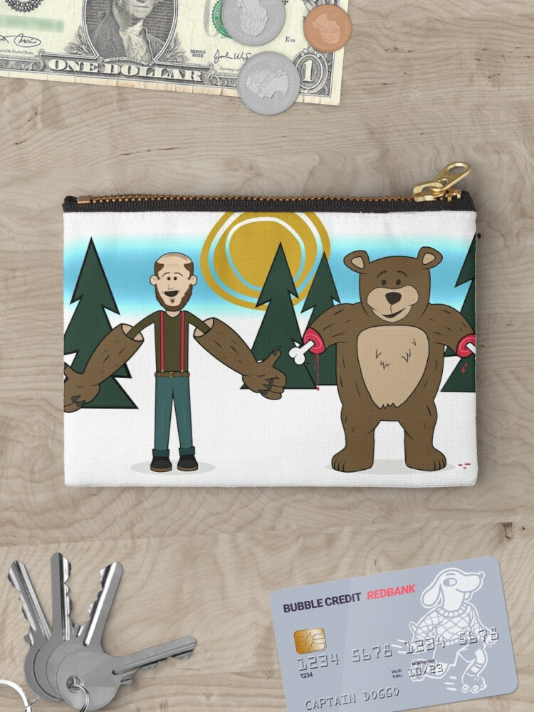right to bear arms studio pouches by mallywood redbubble right to bear arms