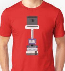 Consoles (US version) Unisex T-Shirt