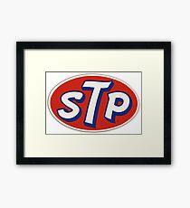 STP Framed Print