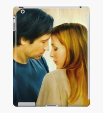 I Want To Believe Painting iPad Case/Skin
