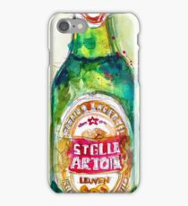 Stella Artois, Premium Beer iPhone Case/Skin
