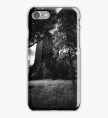St Olofs Church Ruin iPhone Case/Skin