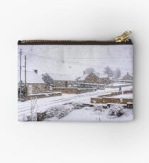 End of the Holiday Studio Pouch