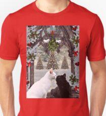 Mistletoe Magic Unisex T-Shirt