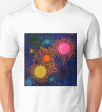 Genesis, abstract art Unisex T-Shirt