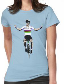 Peter Sagan Womens Fitted T-Shirt