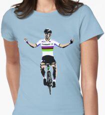 Peter Sagan Women's Fitted T-Shirt