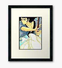 Goemon Framed Print