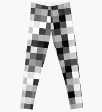 Pixel Pattern 060614 Leggings