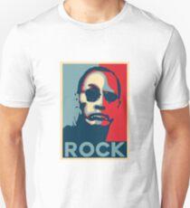 Rock for President 2020 Unisex T-Shirt