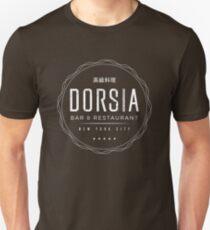 Camiseta ajustada Dorsia (aspecto envejecido)