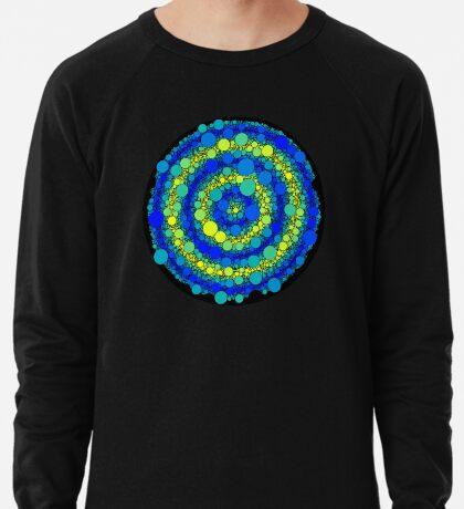 Circle Packing 006 Lightweight Sweatshirt