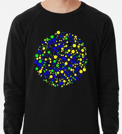 Circle Packing 001 Lightweight Sweatshirt