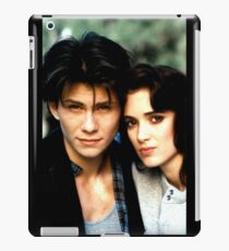 JD & Veronica iPad Case/Skin