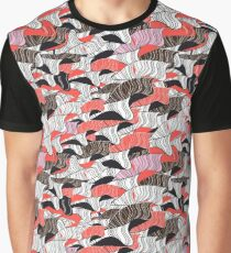 Abstract vector seamless pattern Graphic T-Shirt