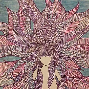 Mermaid Hair Overload by CreatedGrey