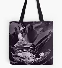 Suicide is Painless Tote Bag