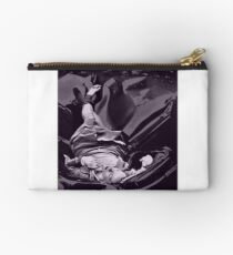 Suicide is Painless Zipper Pouch