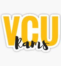 VCU Sticker