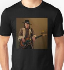Stevie Ray Vaughan Unisex T-Shirt
