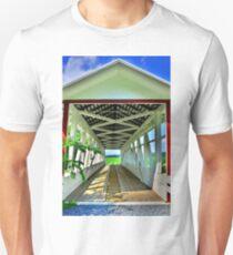 Osterburg Bowser Covered Bridge Unisex T-Shirt