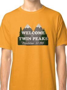 Twin Peaks Classic T-Shirt