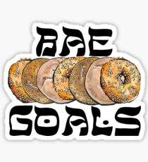 BAE GOALS stickers Sticker