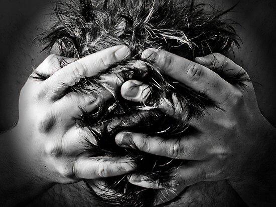 Distress by Myron Watamaniuk