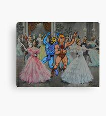 Dance Hall Days Canvas Print