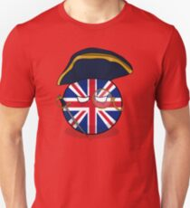 Polandball - Admiral UKball  T-Shirt