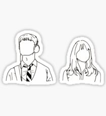 500 Days Of Summer Sticker