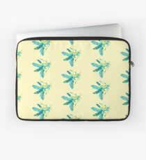 Squid-Soldier Beetle Laptop Sleeve