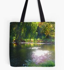 Tranquil Reflection Tote Bag