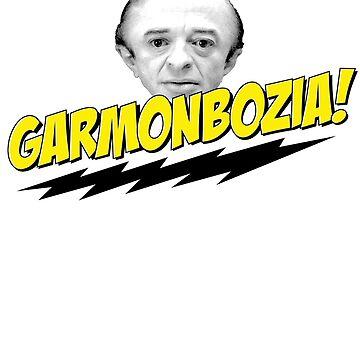 Garmonbozia! by DouglasFir