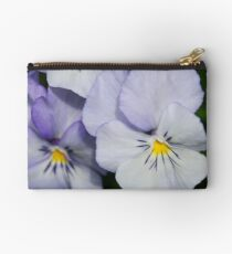 Pansies Studio Pouch
