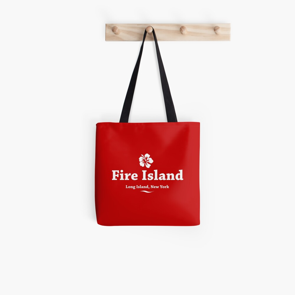 Feuerinsel, Long Island Stofftasche